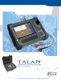 Technical Specifications for TALAN DPA-7000